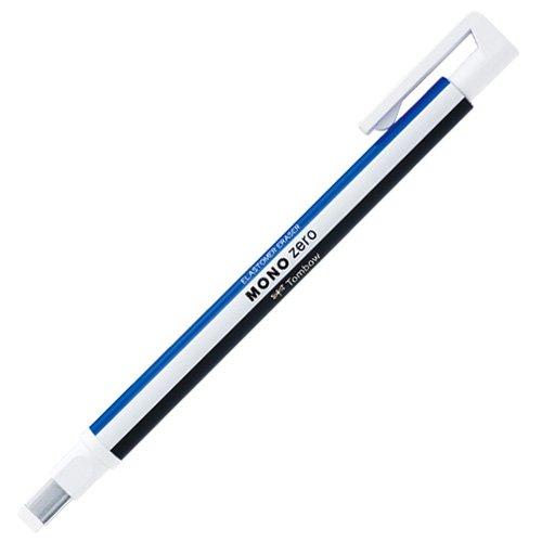 【TOMBOW/トンボ鉛筆】ホルダー消しゴム・モノゼロ/角型(スタンダード)