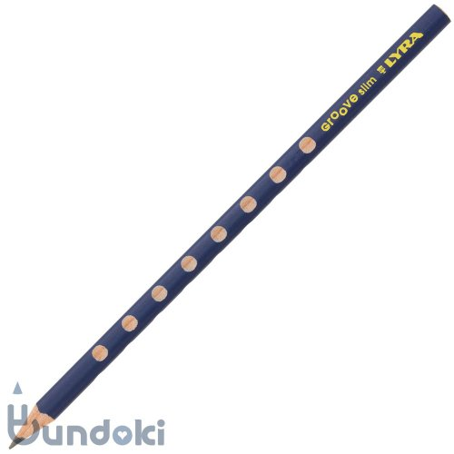【LYRA/リラ】GROOVE slim 黒鉛芯鉛筆