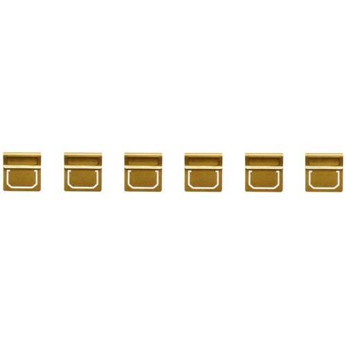 【MIDORI/ミドリ】BRASS PRODUCT/インデックス クリップ