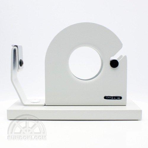 【LION/ライオン事務機】テープカッターNo.40/シングルタイプ(ホワイト)