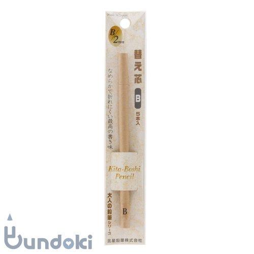 【北星鉛筆】大人の鉛筆 替え芯2mm(硬度:B)