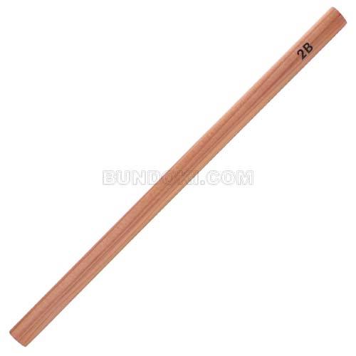 【北星鉛筆】かきかた三角鉛筆 2B
