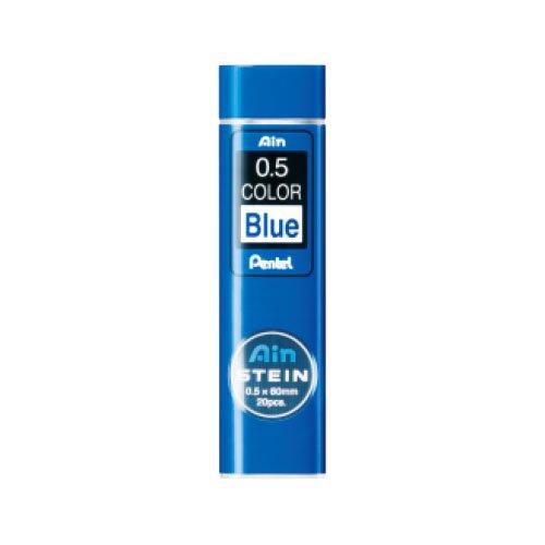 【Pentel/ぺんてる】Ain替え芯 STEIN/アインシュタイン(0.5mm/青芯)