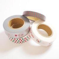 【有限会社くま/KUMA】ムーミンマスキングテープ( クリスマス限定)