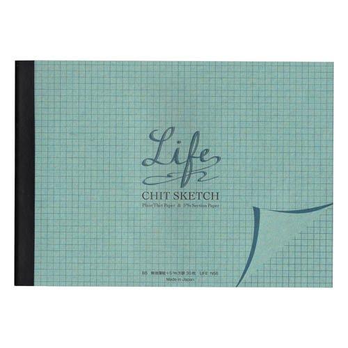 【LIFE/ライフ】CHIT SKETCH/チットスケッチ