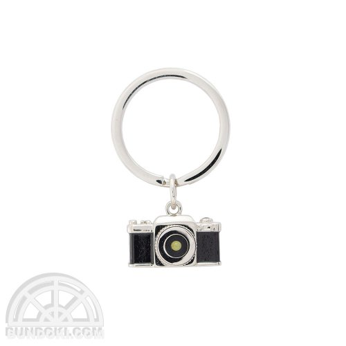 【SLIP-ON/スリップオン】LED CAMERA KEYRING