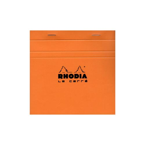 【Rhodia/ロディア】ブロックロディア ル・キャレ No.148(オレンジ)