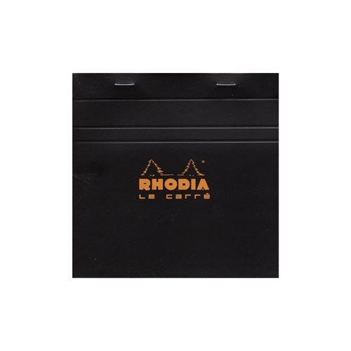 【Rhodia/ロディア】ブロックロディア ル・キャレ No.148(ブラック)