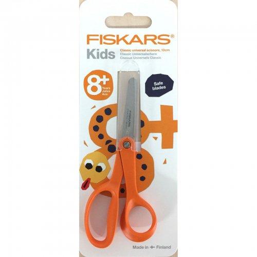 【FISKARS/フィスカース】子供用先丸ハサミ(右利き用)