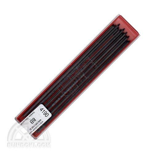 【KOH-I-NOOR/コヒノール】 芯ホルダー2ミリ黒鉛芯(硬度:8B)