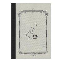 【ツバメノート】斜めに書く人のための『まっすぐノート』