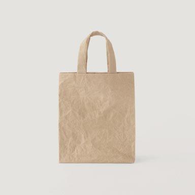 【SIWA・紙和】バッグ/スクエア S