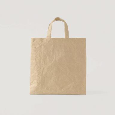 【SIWA・紙和】バッグ/スクエア M