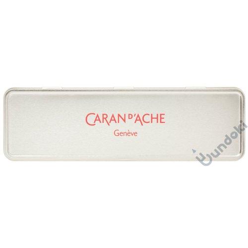 【CARAN D'ACHE/カランダッシュ】メタルボックス