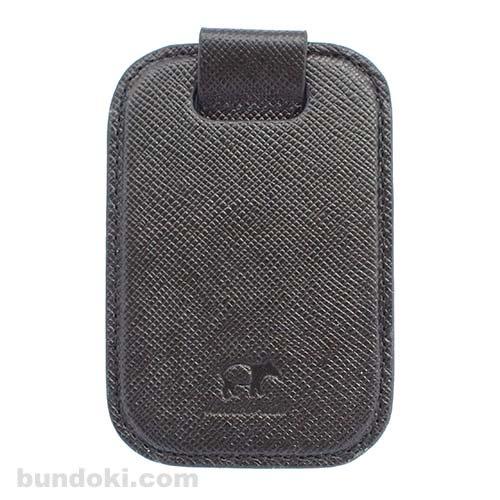 【knoxbrain】カードサイズスタイル/靴べら(ブラック)