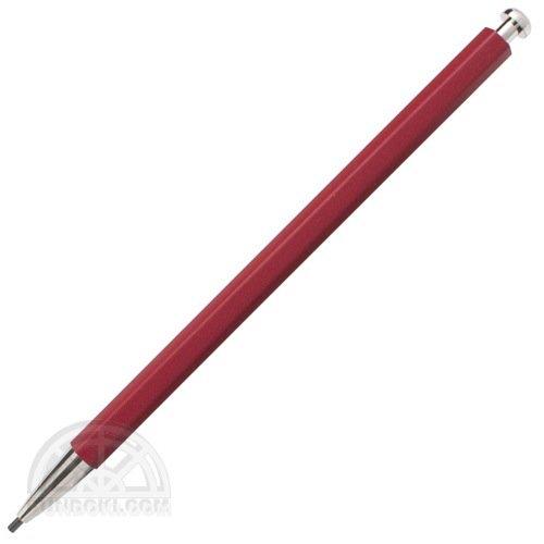 【北星鉛筆】大人の鉛筆・彩(芯削りセット)・茜