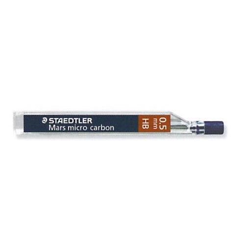 【STAEDTLER/ステッドラー】マルスマイクロカーボン/シャ−プペンシル替え芯(0.5mm/HB)