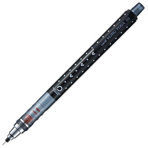 【三菱鉛筆/MITSUBISHI】KURU TOGA/クルトガ ディズニー柄(ブラック/M5-650DS 1P.24)