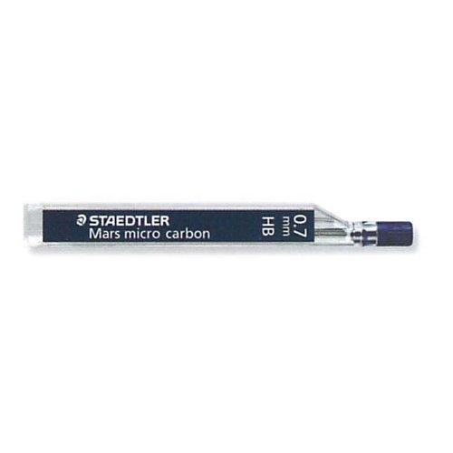 【STAEDTLER/ステッドラー】マルスマイクロカーボン/シャ−プペンシル替え芯(0.7mm/2B)
