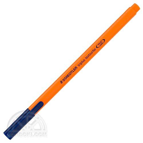 【STAEDTLER/ステッドラー】トリプラステキストサーファー蛍光ペン(オレンジ)