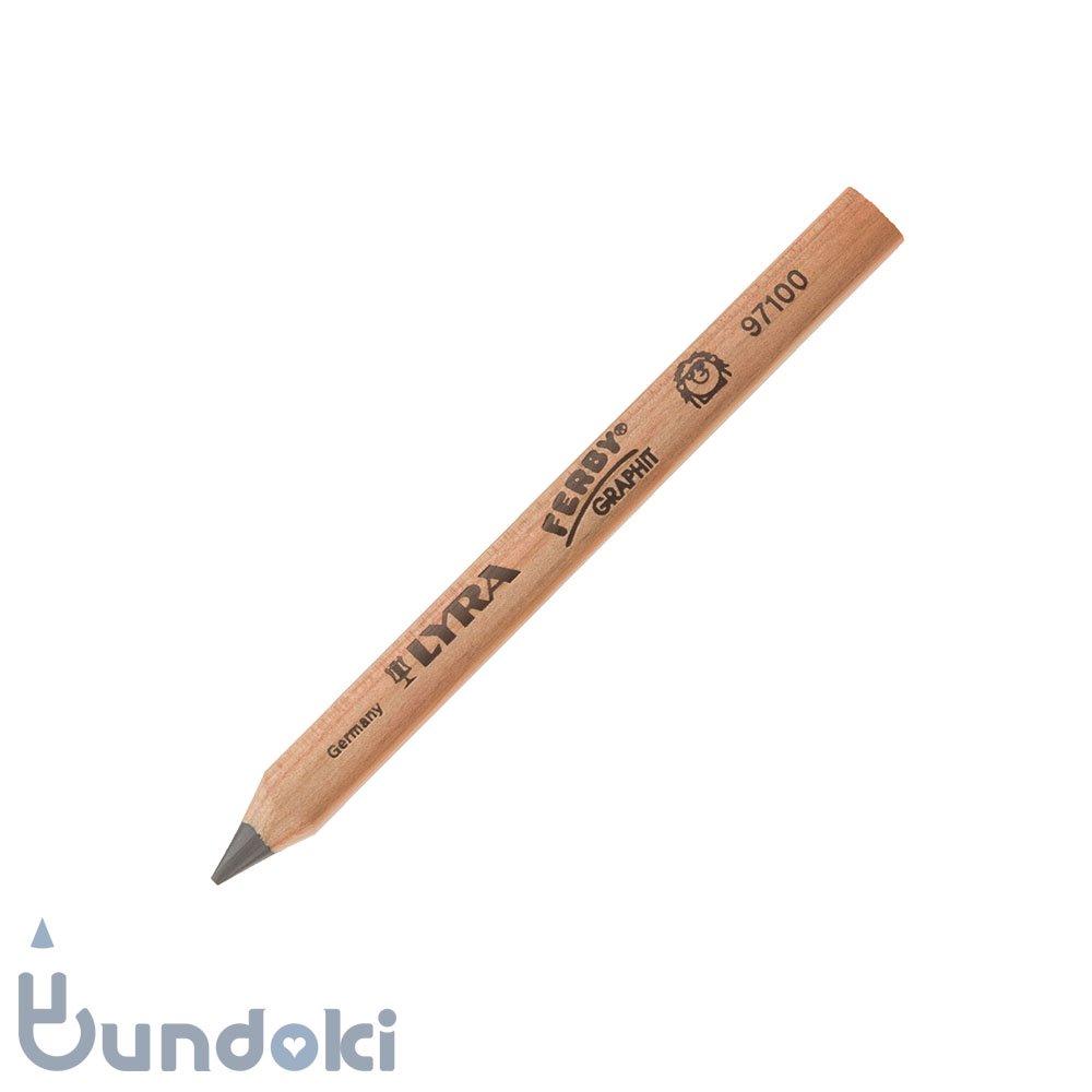 【LYRA/リラ】FERBY/ファルビー GRAPHIT 三角鉛筆・97100