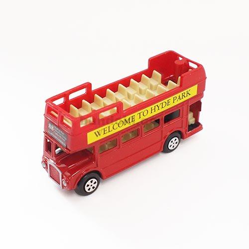 【現代百貨】ペンシルシャープナー・ロンドンツアーバス/628A