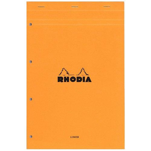 【Rhodia/ロディア】イエロー横罫A4