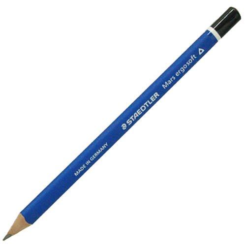 【STAEDTLER/ステッドラー】マルスエルゴソフト太軸鉛筆