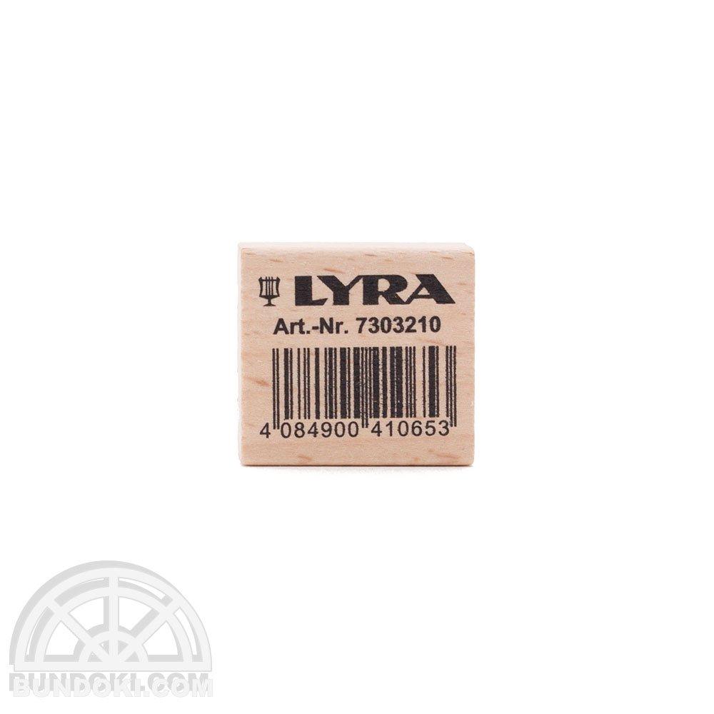 【LYRA/リラ】ナチュラルウッド鉛筆削り(2穴)
