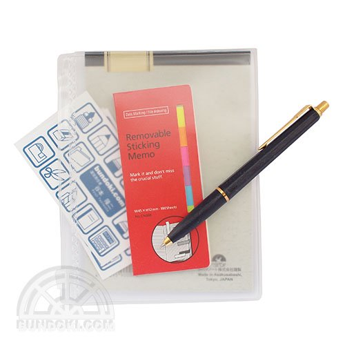 【Thinking Power Notebook】カンガルー・ジップ・カバー/A6フューチャー用
