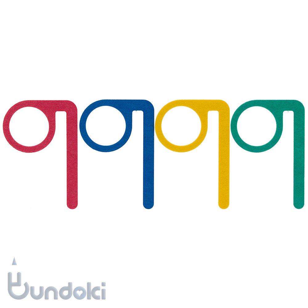【Pyloneer/パイロニア】P-hook/ピーフック(カラー)