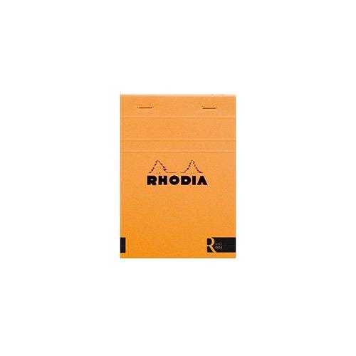 【Rhodia/ロディア】ブロックロディア R/No.13・横罫(オレンジ)
