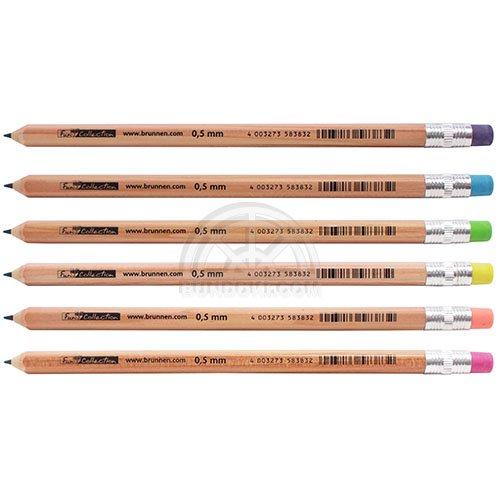 【BRUNNEN/ブルンネン】Fancy Mechanical Pencil/木製シャープペンシル