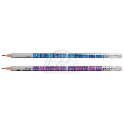 【STAEDTLER/ステッドラー】掛け算鉛筆/1822