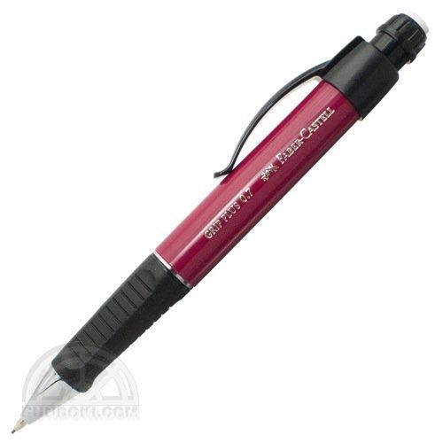 【FABER-CASTELL/ファーバーカステル】GRIP PLUS/グリッププラスペンシル・0.7mm(ブラックベリー)