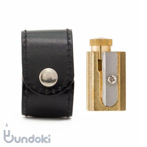 【DUX/ダックス】真鍮製シャープナー4322N