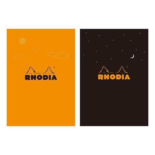 【Rhodia/ロディア】THE bloc memo, RHODIA Day & Night【限定品】