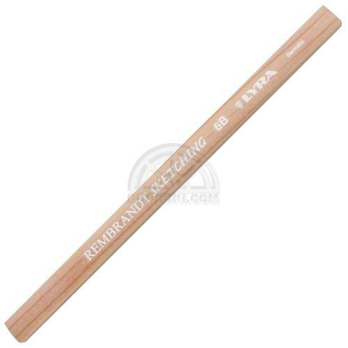 【LYRA/リラ】REMBRANDT SKETCHING/レンブラント スケッチング鉛筆(6B)