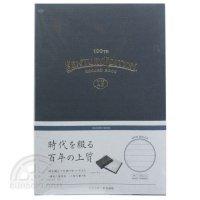【KOKUYO/コクヨ】装丁ノート/RECORD BOOK Century Edition(中横罫・鼠)