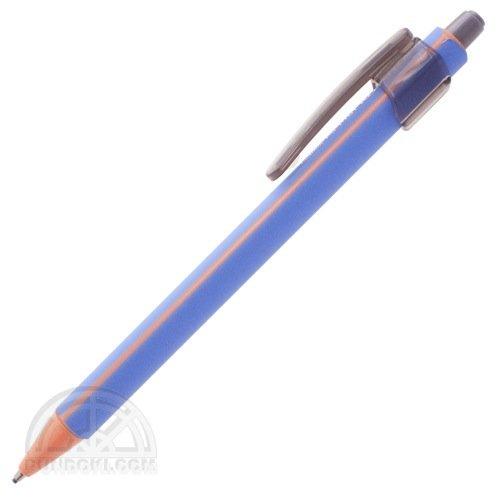 【KOKUYO/コクヨ】鉛筆シャープ 1.3mm クリップ付き・限定カラー(ブルー)