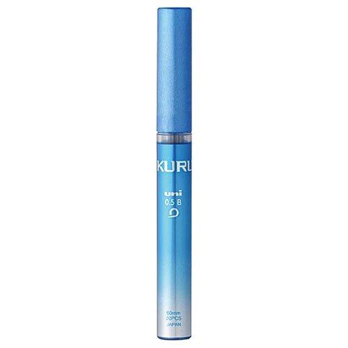 【三菱鉛筆/MITSUBISHI】クルトガ替芯・0.5mm/HB(ブルー)