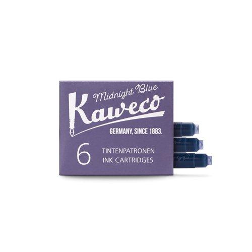 【KAWECO/カヴェコ】インクカートリッジ(ブルーブラック)