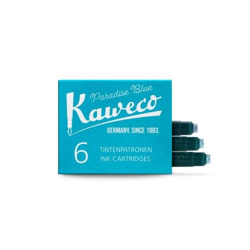 【KAWECO/カヴェコ】インクカートリッジ(ターコイズ)