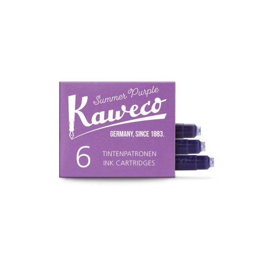【KAWECO/カヴェコ】インクカートリッジ(パープル)