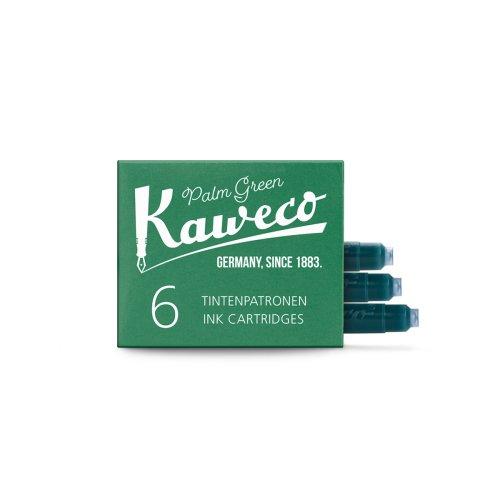 【KAWECO/カヴェコ】インクカートリッジ(グリーン)