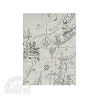 【Thinking Power Notebook】タイムトラベル/Time Travel(B6版 縦型)