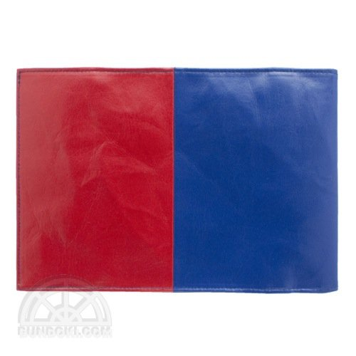 【yuruliku/ユルリク】赤青ブックカバー