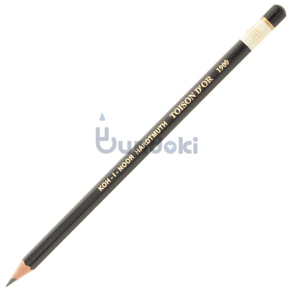 【KOH-I-NOOR/コヒノール】TOISON D'OR 1900番鉛筆(硬度:8B)