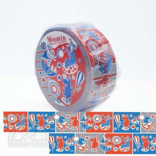 【有限会社くま/KUMA】ムーミンマスキングテープ・ヴィンテージシリーズ(ドリーム)