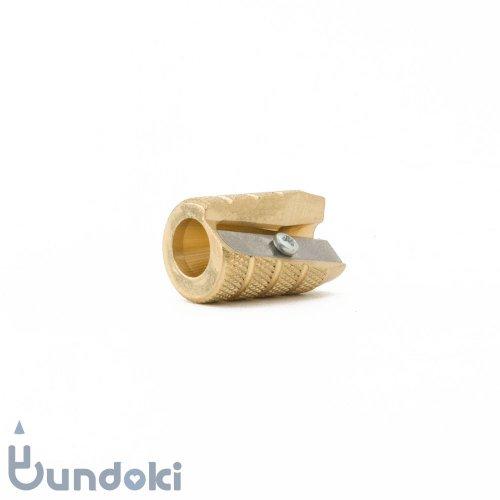 【M+R/Mobius+Ruppert】GRANATE / 真鍮製円筒型1穴シャープナー